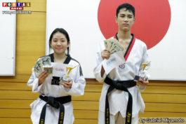 &nbspRocha Taekwondo Cup 2017 em Gifu