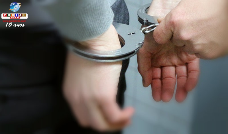 &nbspBrasileiros algemados: 4 menores e um por furto