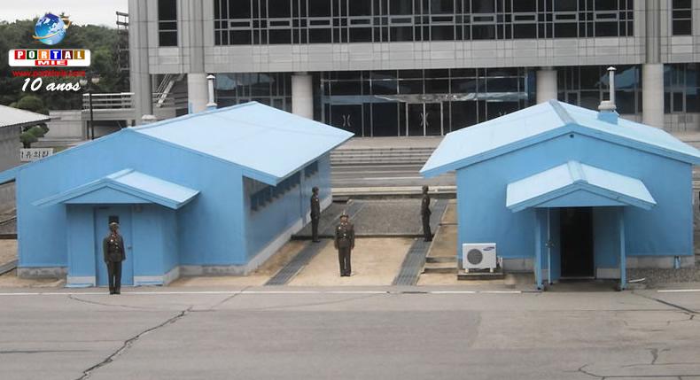 &nbspTrump planeja visitar Zona Desmilitarizada durante viagem à Coreia do Sul