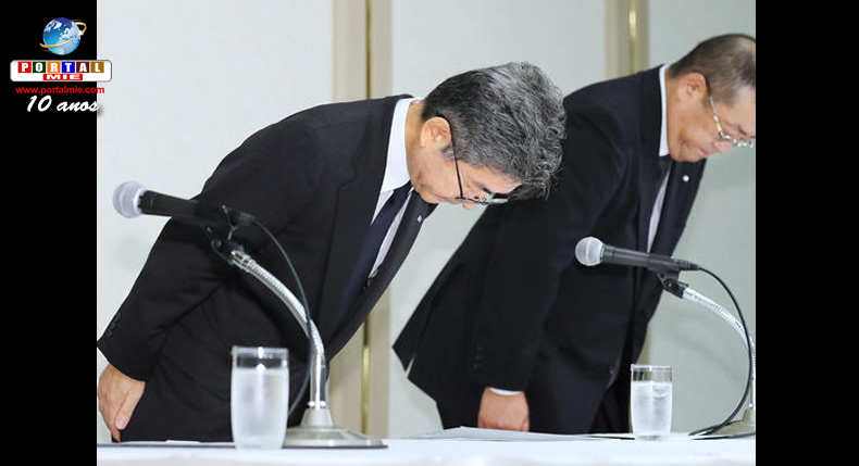 &nbspDados falsificados da Kobe Steel prejudicam a confiança na qualidade 'Made in Japan'