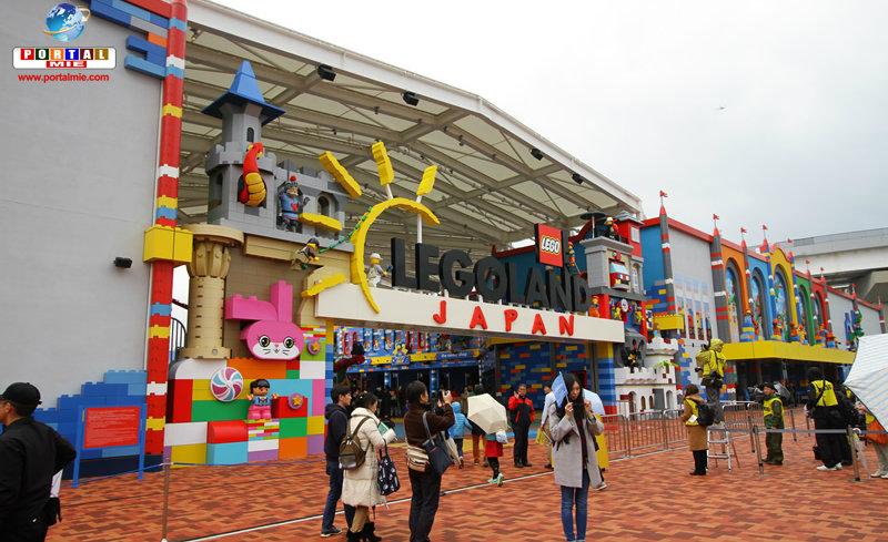 &nbspComerciante preso por furto de brinquedos no Legoland