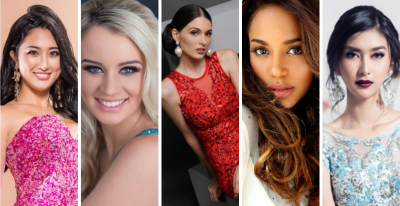 &nbspIndonésia é eleita a mais linda do mundo no Miss International 2017