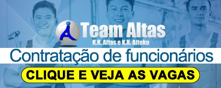 Empregos no Japão - Team Altas