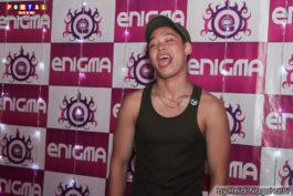 Enigma&nbspMilitary Party no Enigma Disco