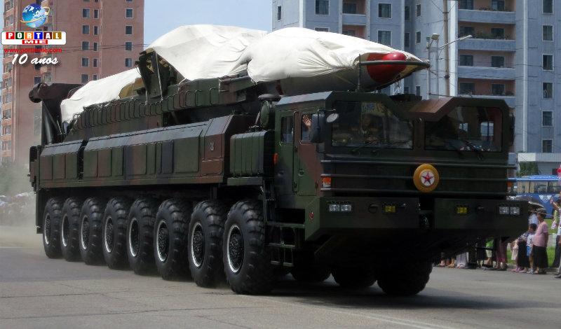 &nbspCoreia do Norte insinua guerra nuclear