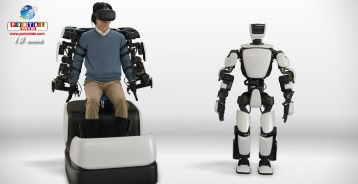 &nbspToyota apresenta nova linha de robôs humanoides