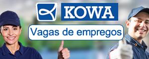 Empregos no Japão - KOWA