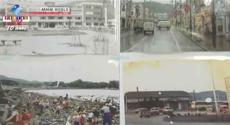 &nbspProjeto para devolver itens perdidos do tsunami de 2011 termina por falta de verba