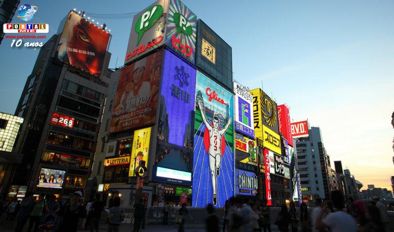 &nbspOsaka no top das 10 capitais mais procuradas pelos turistas no mundo