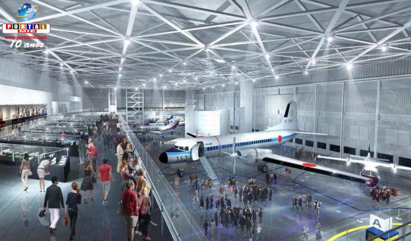 &nbspNovo Museu da Aviação de Aichi terá o Zero reconstituído