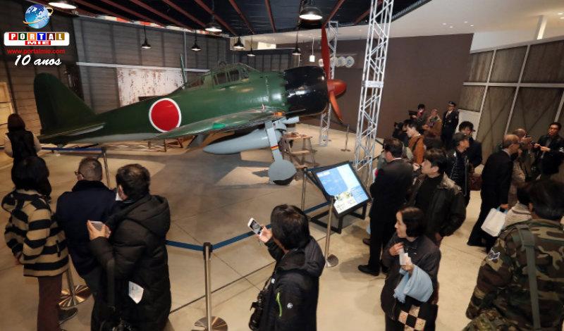 &nbspMuseu da Aviação de Aichi: centenas visitam na inauguração