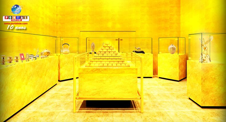 &nbspParque temático no Japão terá 'mansão de ouro'