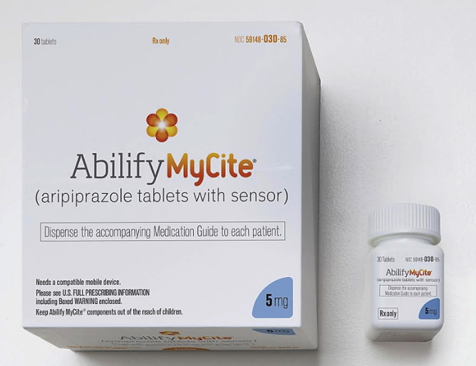 &nbspEUA aprovam primeira pílula digital rastreável