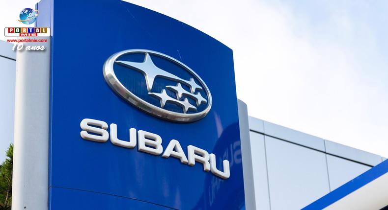 &nbspSubaru faz recall de 400 mil carros no Japão
