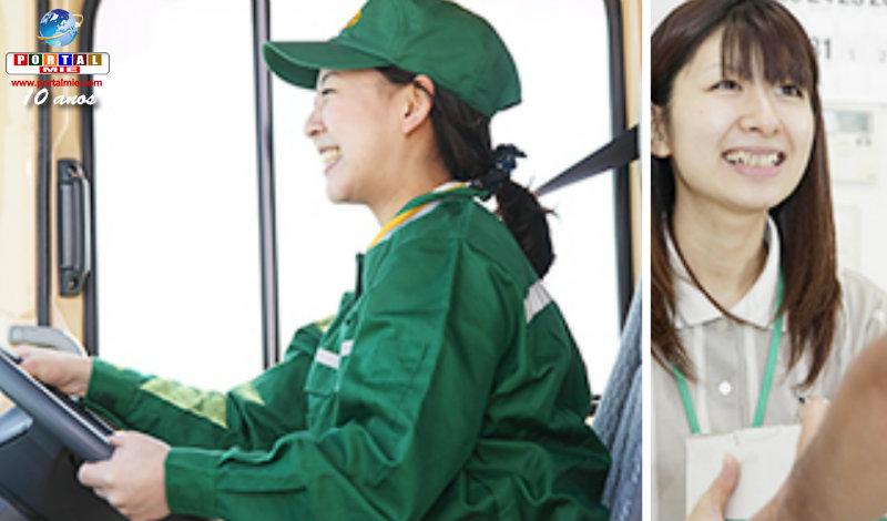 &nbspPor falta de motoristas, empresa quer pagar 2 mil ienes a hora