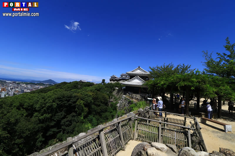 &nbspConheça o Matsuyama-jo: um dos 12 'castelos originais' do Japão