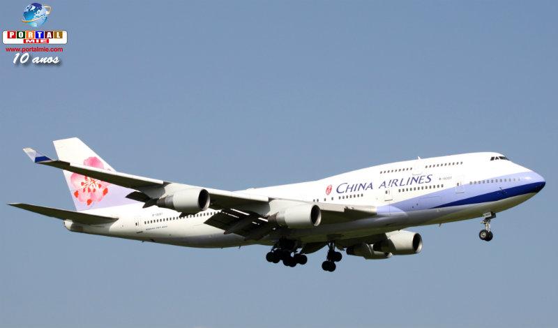 &nbspTrês passageiros japoneses são mandados de volta a Taiwan