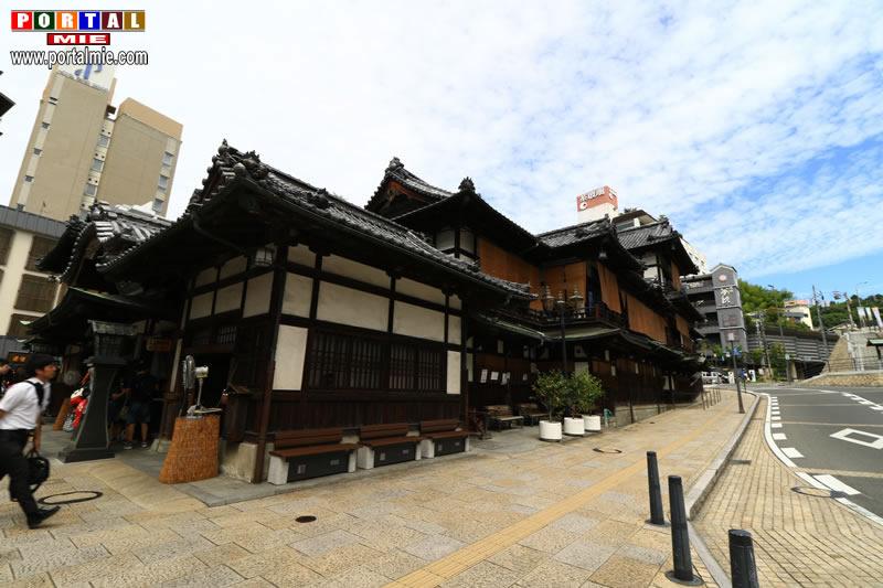 &nbspConheça o Dogo Onsen: um dos locais de águas termais mais antigos e famosos do Japão