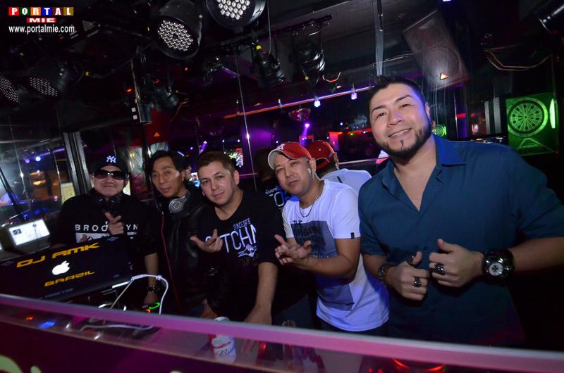 Sonic DJs Sonic Club