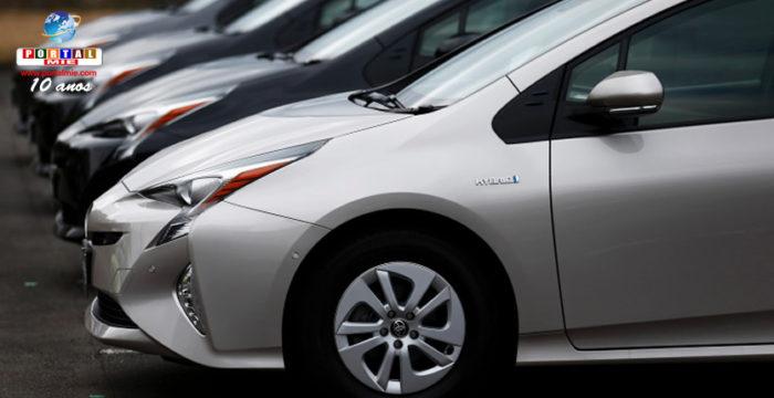 &nbspToyota planeja fabricar apenas carros elétricos ou híbridos até 2025