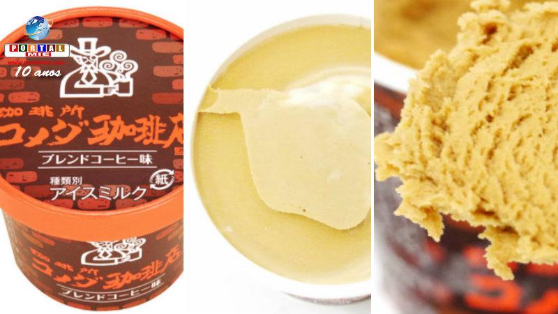 &nbspKomeda lança sorvete com sabor do seu tradicional café