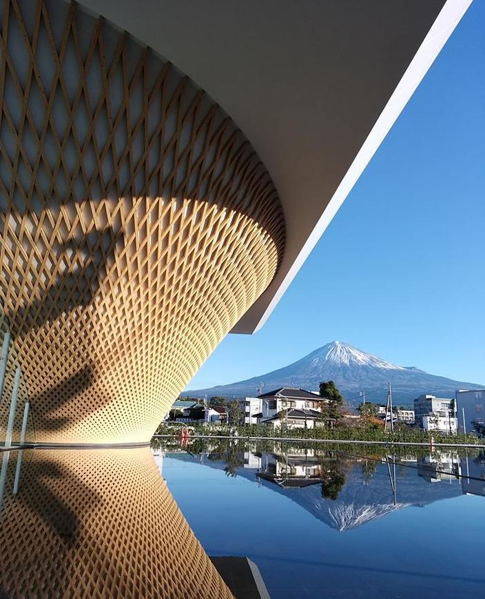 &nbspCentro de Patrimônio Mundial Monte Fuji será inaugurado em Shizuoka