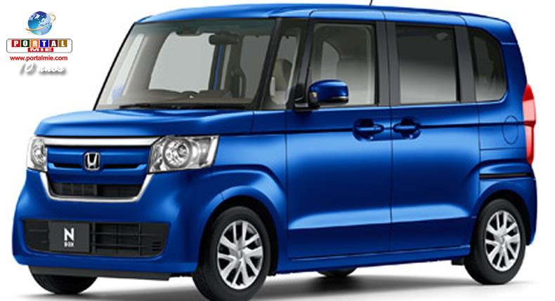 &nbspKei da Honda continuou sendo o carro mais vendido no Japão em novembro