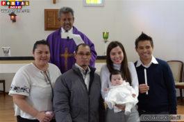 &nbspCerimônia de Batismo de Ayumi em Aichi
