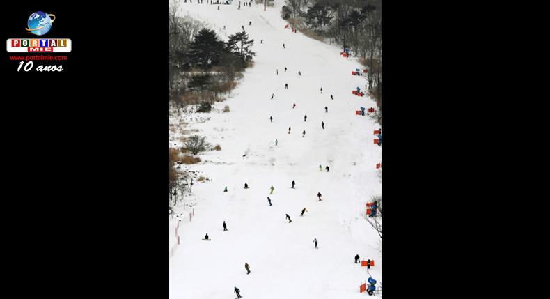 &nbspPrimeira estação de esqui do Japão em 14 anos é inaugurada na província de Hyogo