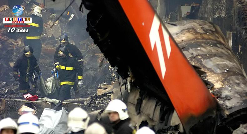 &nbspParentes de mortos em acidente da TAM fecham acordo de R$ 30 milhões com Airbus