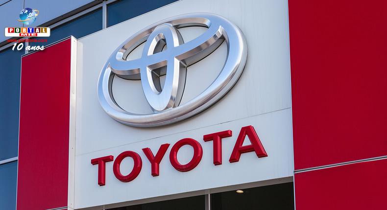 &nbspToyota vendeu recorde de 10,35 milhões de veículos em 2017