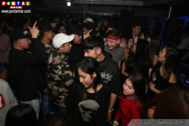 Klan Club&nbspBlackout Party no Klan Club
