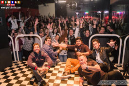 Space Beats&nbspStand Up Comedy Show na Space Beats