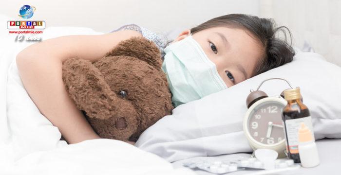 &nbspMais de 1 milhão de pessoas infectadas por influenza no Japão