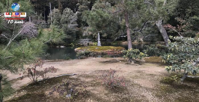 &nbspKinkaku-ji: o Templo do Pavilhão Dourado, um patrimônio mundial
