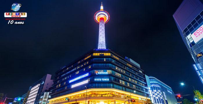 &nbspKyoto Tower: um símbolo de Quioto