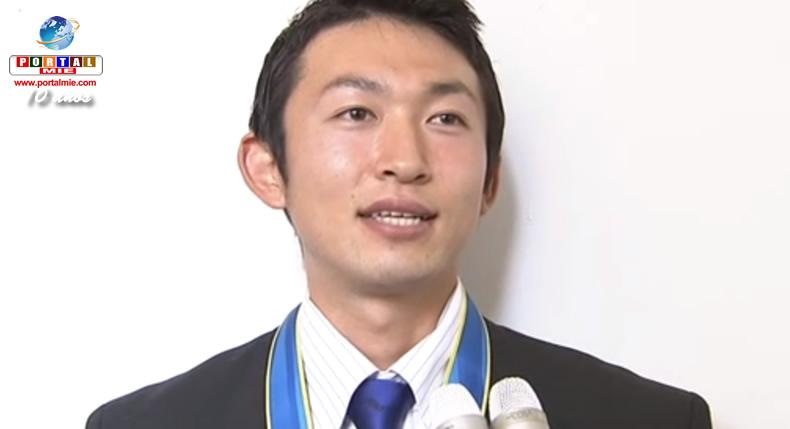 Atleta japonês punido com 8 anos de suspensão por dopar adversário