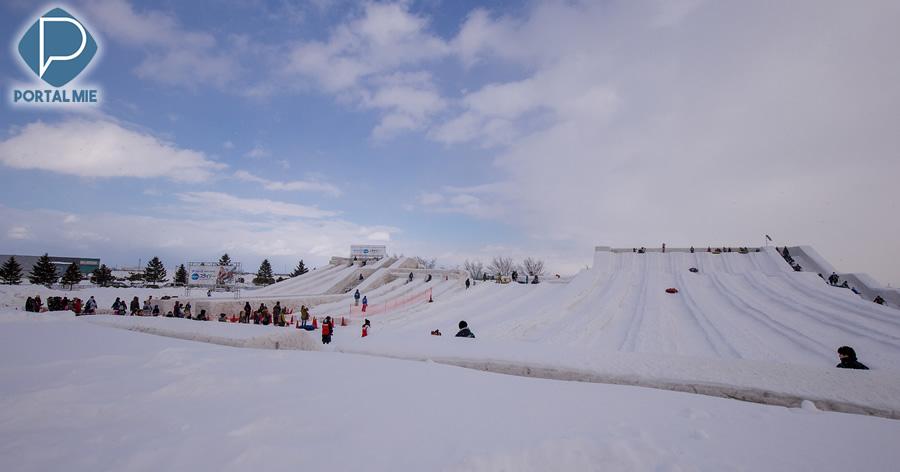 &nbspSapporo Yuki Matsuri: o maior festival de neve do Japão