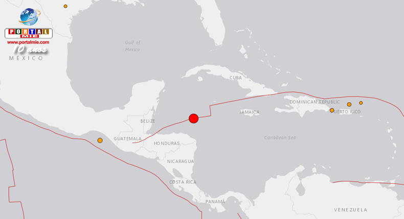 Terremoto de 7,6 de intensidade atinge Honduras e causa alerta de tsunami