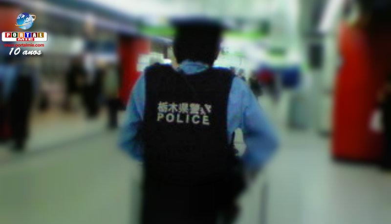 &nbspTrês vietnamitas presos em Tochigi