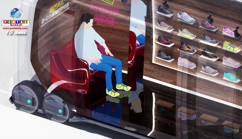 &nbspToyota anuncia veículo eletrônico, autônomo e inovador