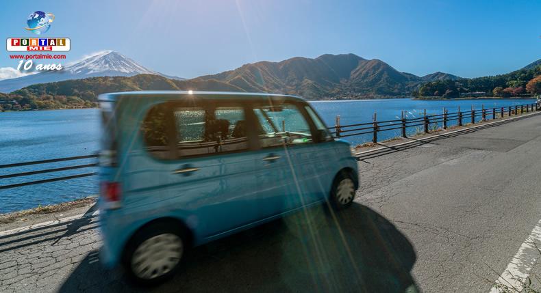 &nbspVeículos kei comandaram as vendas de carros novos no Japão