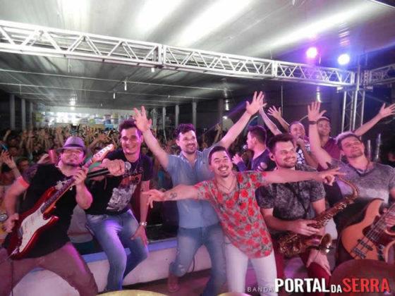 &nbspConheça o trabalho da Banda Portal da Serra