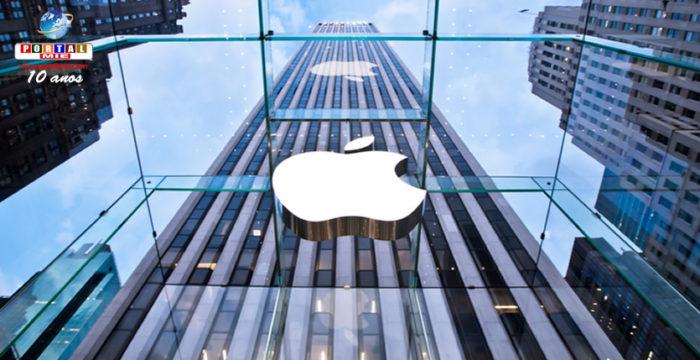 &nbspApple é a empresa mais inovadora do mundo, segundo pesquisa