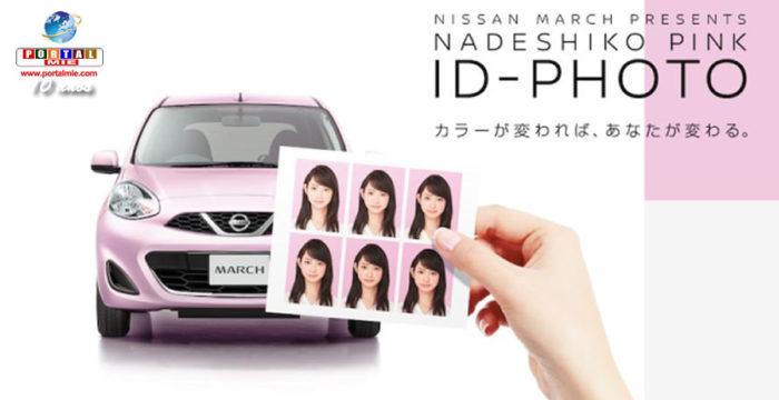 &nbspFoto de carteira de motorista com fundo rosa