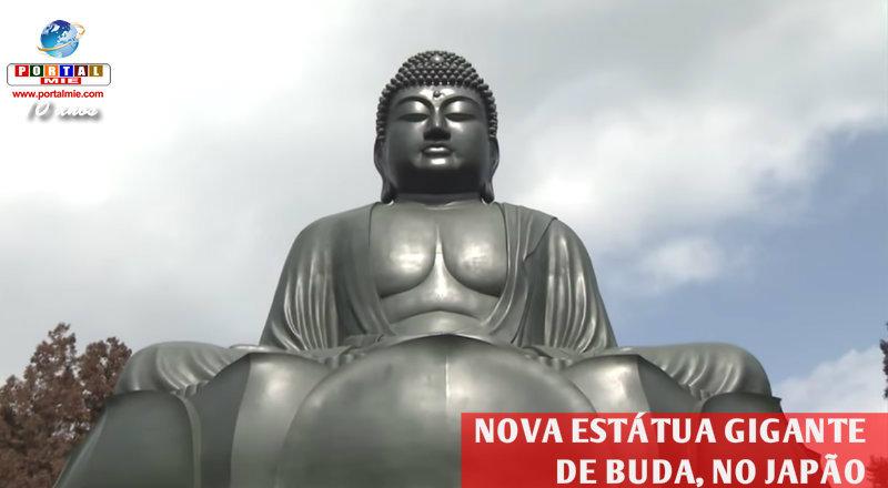 &nbspNova estátua gigante de Buda promete atrair público