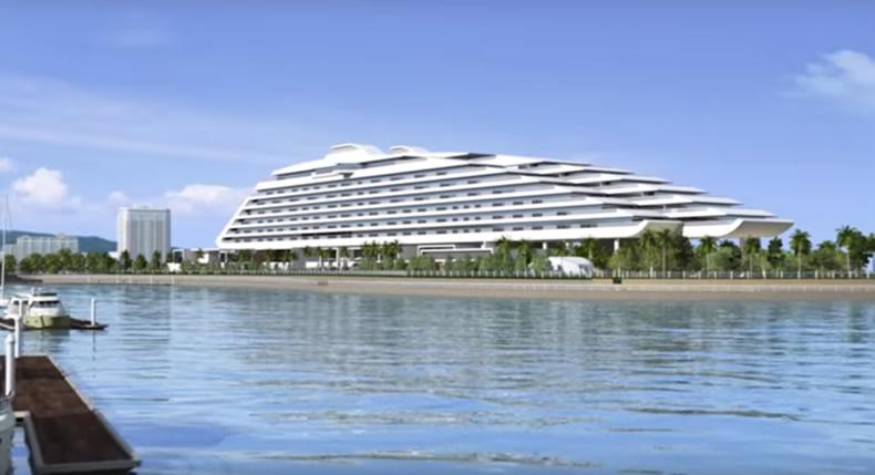 &nbspMembros pagarão até ¥36 milhões para se hospedar em novo hotel de luxo