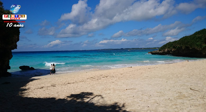 &nbspOkinawa ultrapassou Havaí em número de turistas