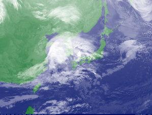 &nbspTempestade de primavera pode ser tão forte quanto um tufão