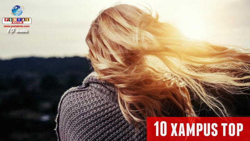 &nbspXampu: escolha um no ranking dos 10 mais vendidos